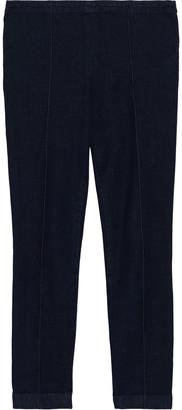 The Row Laviez Cropped Denim Skinny Pants
