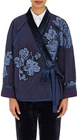 3.1 Phillip Lim Women's Kimono Jacket-DARK GREEN