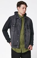 Matix Clothing Company Union Hooded Denim Trucker Jacket