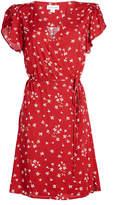 Velvet Amaury Printed Dress