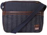 Fred Perry Dashing Tweeds Shoulder Bag