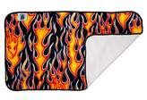 Planet Wise Designer Diaper Changing Pad - Flame [Baby Product]