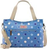 Cath Kidston Inky Spot Zipped Handbag