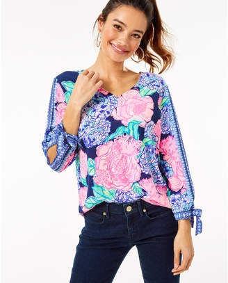 Lilly Pulitzer Pamala Top