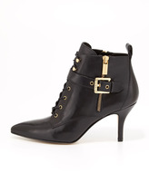 Michael Kors Brena Lace-Up Bootie