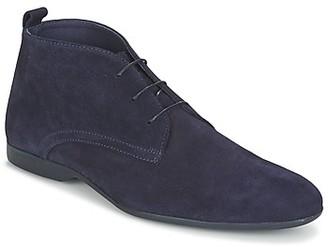 Carlington EONARD men's Mid Boots in Blue