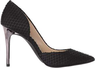 Jessica Simpson Women's Lucina In Color: Black Shoes Size 5 Leather From Sole Society