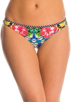 Red Carter Shangri La Reversible Classic Hipster Bikini Bottom 8140148