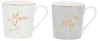 Biba You & Me Set of 2 Mugs