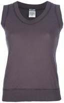 Kristensen Du Nord cropped sleeveless t-shirt
