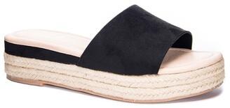 Chinese Laundry Simora Platform Slide Sandal