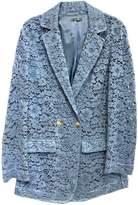 Dixie Blue Lace Blazer