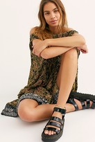 Dr. Martens Blaire Flatform Sandals at Free People