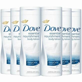 Dove Deepcare Complex Essential Nourishment Body Lotion 400Ml X6
