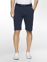 Calvin Klein Slim Fit Drawstring Logo Shorts