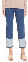 Hue Women's Crop Denim Pants