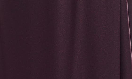 Thumbnail for your product : La Femme Ruched Bodice Sheath Gown