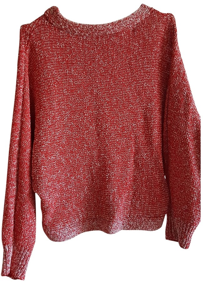 Paul & Joe Sister Red Cotton Knitwear for Women
