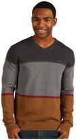 RVCA Rugged Sweater (Hazel) - Apparel