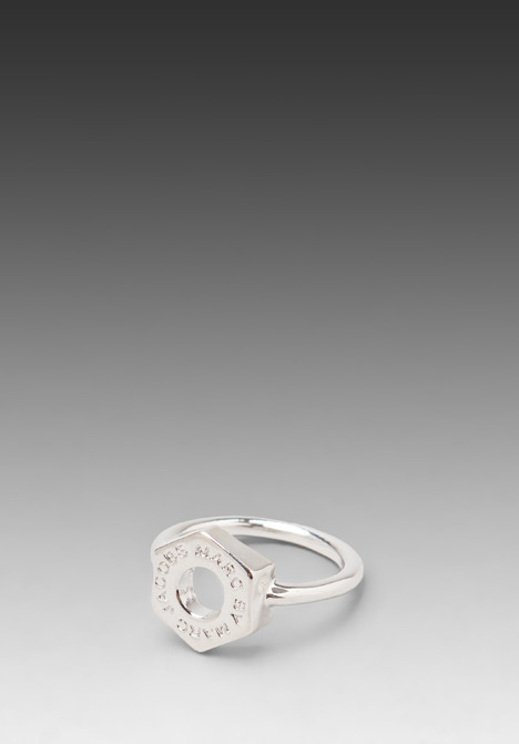 Marc by Marc Jacobs Tiny Bolt Ring