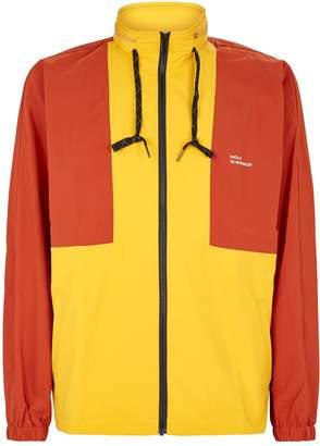 Harrods Drole De Monsieur Colour-Block Rain Jacket