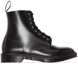 Dr. Martens Leather Boots