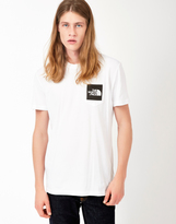 The North Face Black Label Short Sleeve Fine Pocket T-Shirt White