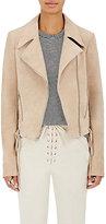 A.L.C. Women's Syd Suede Moto Jacket