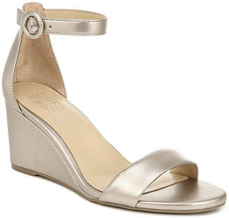 Naturalizer London Ankle Strap Sandals Women Shoes