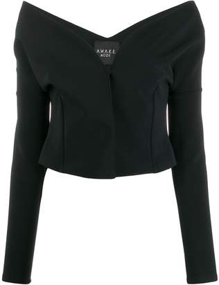 A.W.A.K.E. Mode long sleeved blouse
