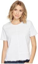 AG Adriano Goldschmied Tawny Raw Tee Women's T Shirt