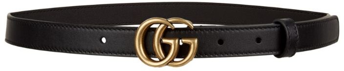 Gucci Leather Marmont Belt