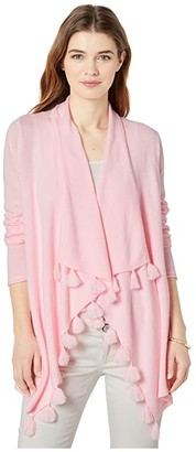 Lilly Pulitzer Catriona Cardigan (Urchin Pink) Women's Clothing