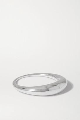 Saskia Diez + Net Sustain Wire Silver Ring