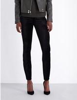 Paige Verdugo skinny mid-rise velvet jeans