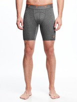 Old Navy Fitted Base-Layer Shorts for Men