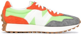 New Balance 327 Colour-Block Sneakers
