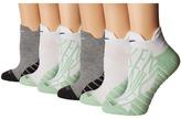 Nike Dry Cushion GFX Low Training Socks 6-Pair Pack Women's Low Cut Socks Shoes