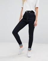 Monki Oki High Waist Skinny Jean