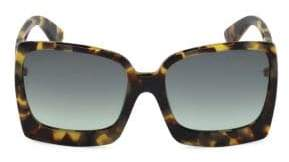 Tom Ford Katrine 60MM Square Sunglasses