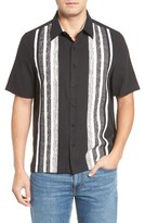 Nat Nast Men's Esperanza Silk Blend Camp Shirt