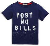 Appaman Boys' Post No Bills Tee - Sizes 2T-4T