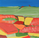 "Serena & Lily ""Rock & Hill Landscape"" by Gwen Stone"