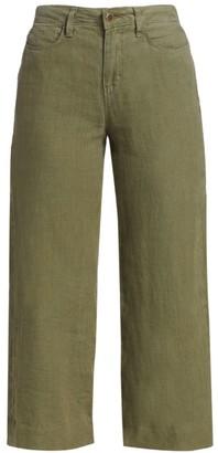 L'Agence Danica Wide Linen Pants