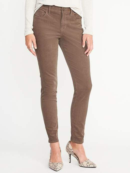 Old Navy Mid-Rise Rockstar Cords for Women