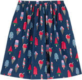 Cath Kidston Ice Cream Cotton Skirt