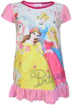 Princess Girls Nightwear Sleepwear Sizes 2 to 8 Years