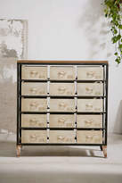 Urban Outfitters Industrial Storage Dresser