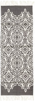 H&M Patterned Cotton Rug - Gray