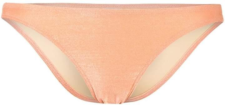 SUBOO Verano Lurex Slim bikini bottoms